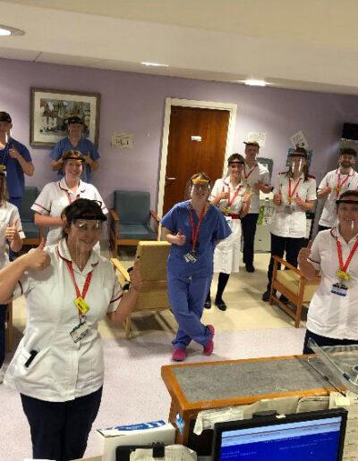 Blackpool Hospital BFW Cardiac Investigation Unit